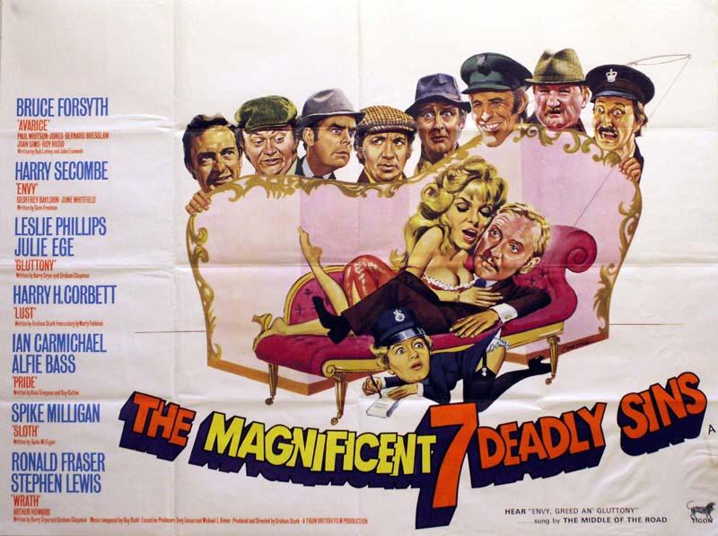 Julie ege the magnificent seven deadly sins - 2 8