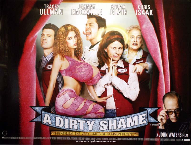 a dirty shame poster uk quad 2004