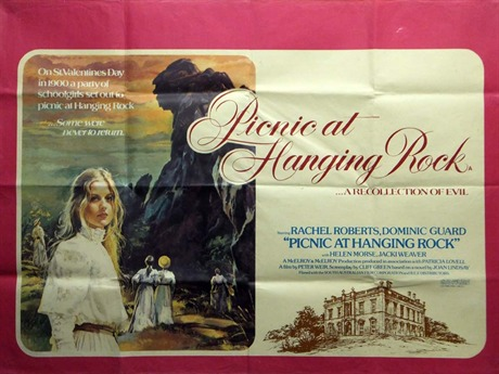 On this day: Picnic at Hanging Rock airs in the US