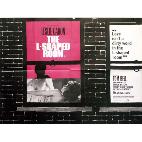 The L-Shaped Room Poster, UK Quad, 1962 - photo#39