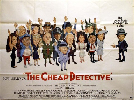 Cheap Detective poster